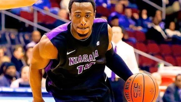 Niagara guard Antoine Mason averaged 25.6 points last year, making him the second-highest scorer in the country behind Creighton's Doug McDermott.