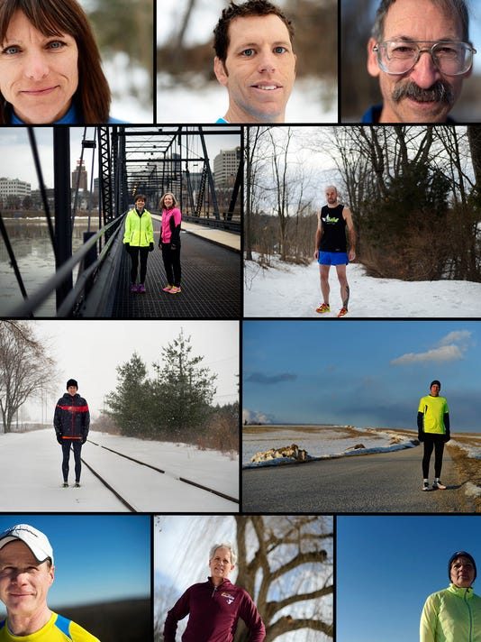 These York-area runners are determined to cross the finish line this year at the Boston Marathon.