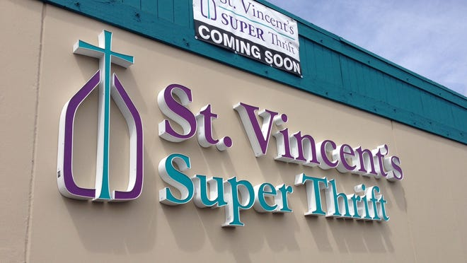St. Vincent's Super Thrift will open May 16 at 10 a.m. at 190 East Glendale Avenue in Sparks. Proceeds from the store will help fund charity efforts in the region.