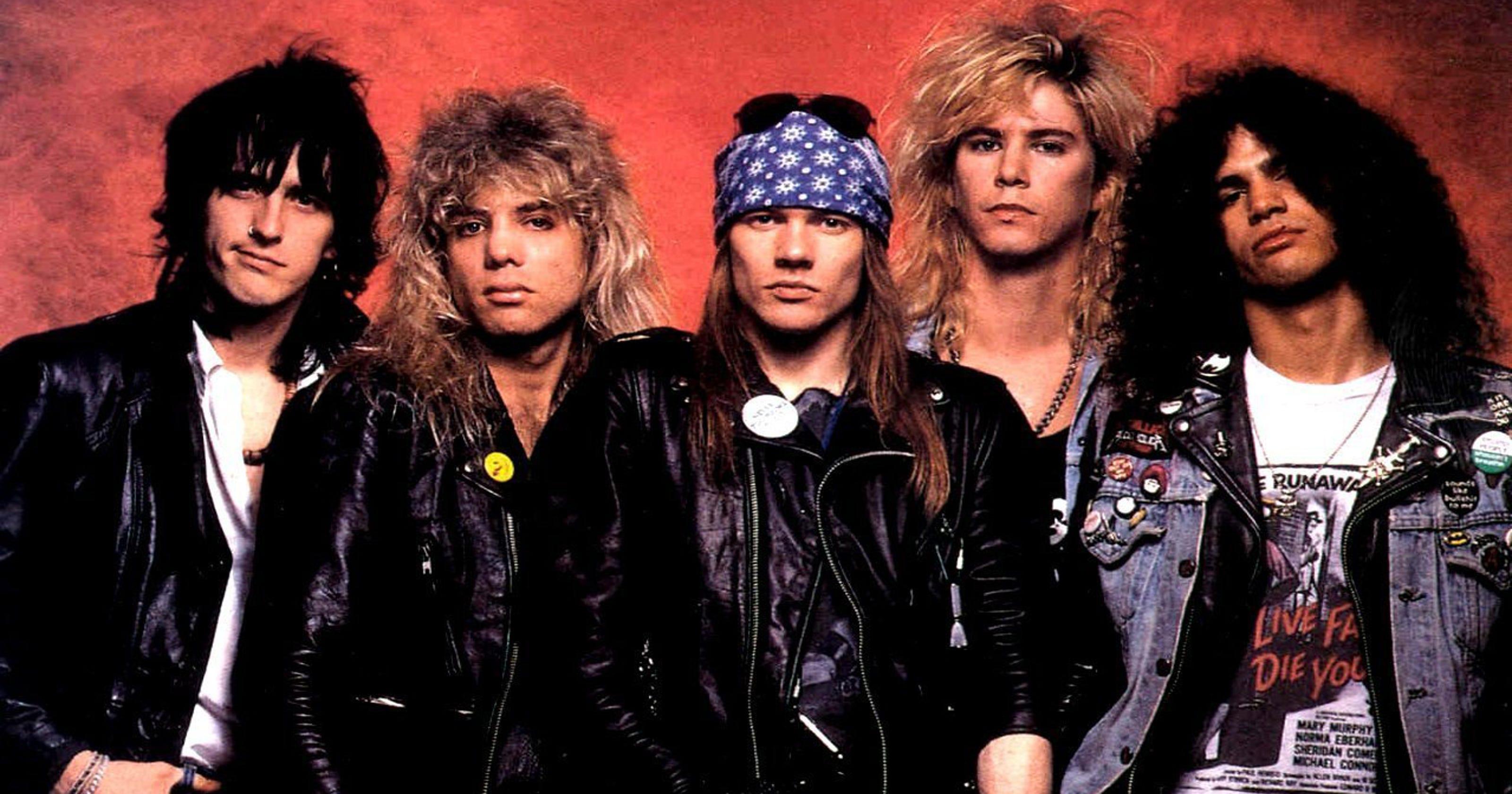 Best Guns N Roses Songs So Far