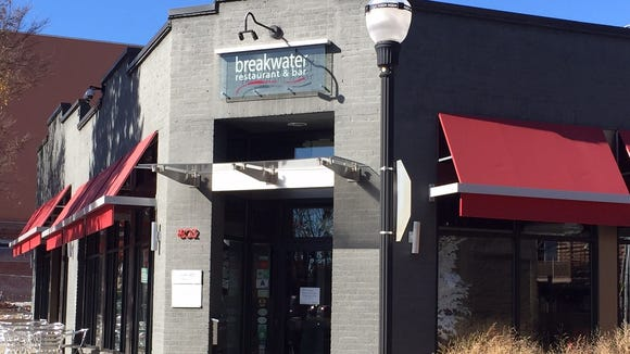 Breakwater will reopen with a slightly new concept Tuesday, Dec. 6.