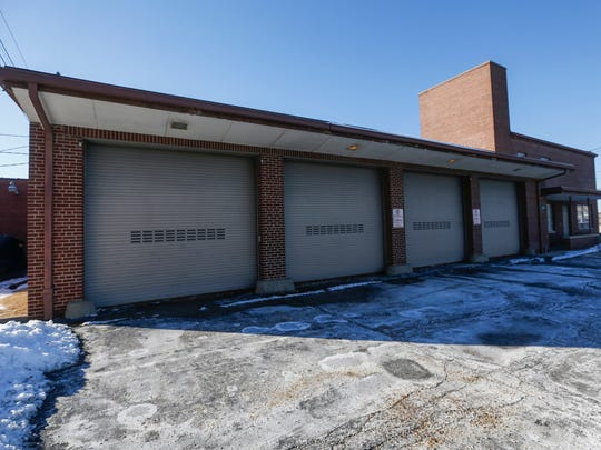 Springfield Fire Station No. 1, at 235 N. Kimbrough Ave., opened in 1962 as the department's headquarters. It is currently being used by CID and for storage.