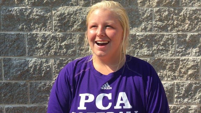 Prattville Christian sophomore Paisley Wilson tore her right ACL last month.