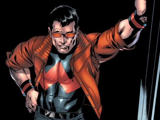 Wonder Man has been making appearances in 'Avengers'