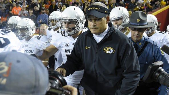 Gary Pinkel resurrected the Mizzou football program,
