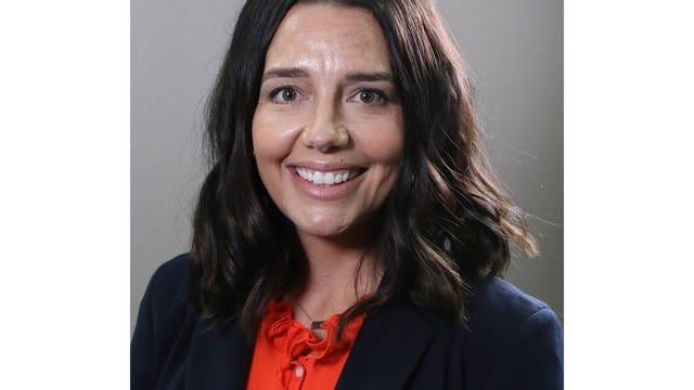 This week, the Ames school district announced the new Edwards Elementary Principal will be Jessica Sharp, following Ames school board approval during a special meeting on Tuesday. Photo special to the Tribune/Ames community school district