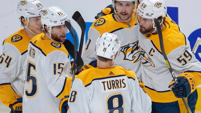 Filip Forsberg and his Nashville Predator teammates won one of the last games that will take place in the NHL for an indefinite period, as the league has suspended its season in reaction to the coronavirus pandemic. Nashville won 4-2 Tuesday at Montreal, and was set to have played Thursday at Toronto before the league announcement.