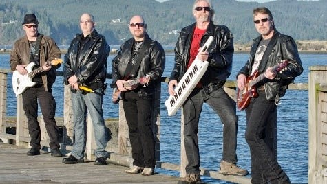 The Koz plays '80s rock 'n' roll. See them March 19 at South Liberty Bar.