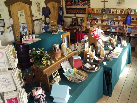 The Transfiguration Monestary and Gift Shop in Windsor.
