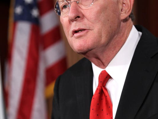Senate Republicans Discuss Jobs, Obama's Address To Joint Session Of Congress