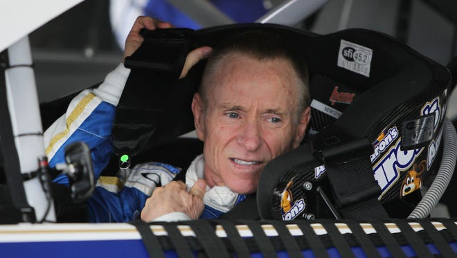 Mark Martin's first full-time Cup season was in 1982.