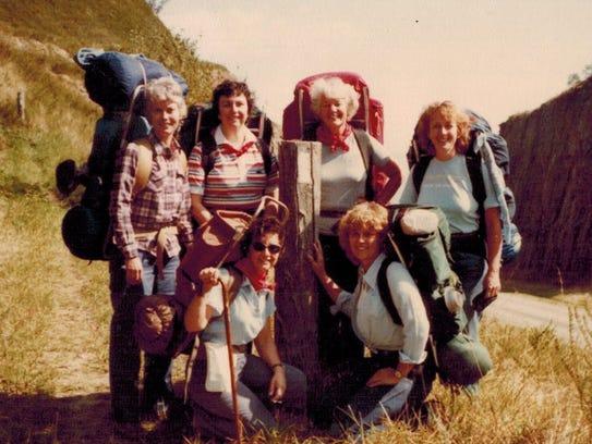 Mountain Marching Mamas.