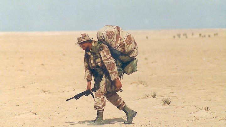 Gulf War at 25: Desert Storm a milestone for 101st