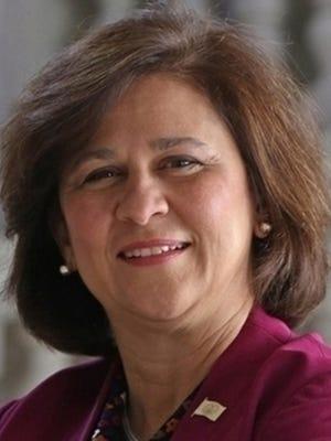 Rhode Island Secretary of State Nellie Gorbea
