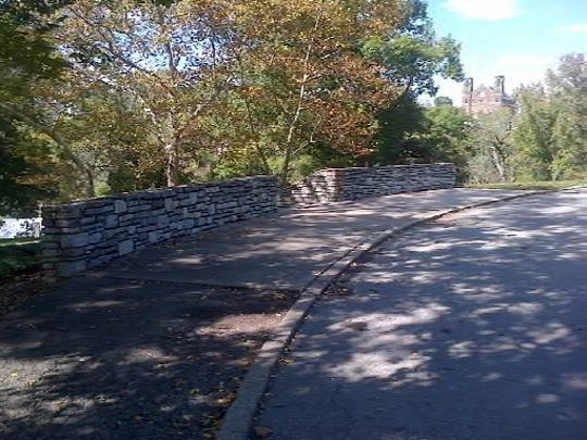 Streetscape improvements were envisioned as part of a plan to renovate Inwood Park in Mount Auburn. That plan, approved in 2007, was not funded, but developers and business leaders say the city could see significant benefits from making those improvements.