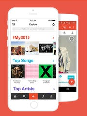 up and coming artists flipping over flipagram app