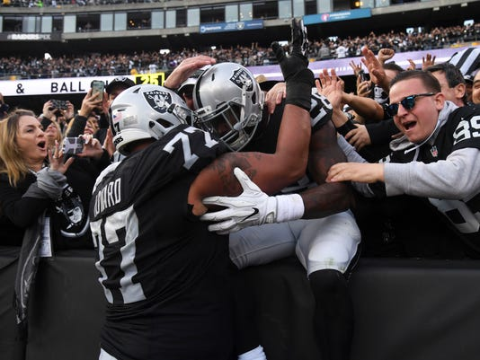 Raiders look for new winning formula with QB uncertainty