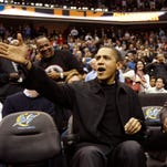Obama likes Xavier, UC - but not that much