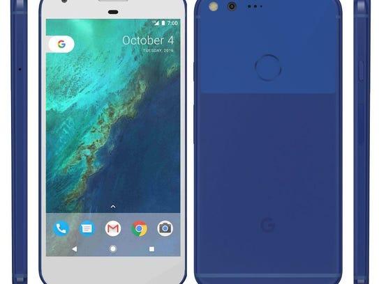 Google's Pixel phone.