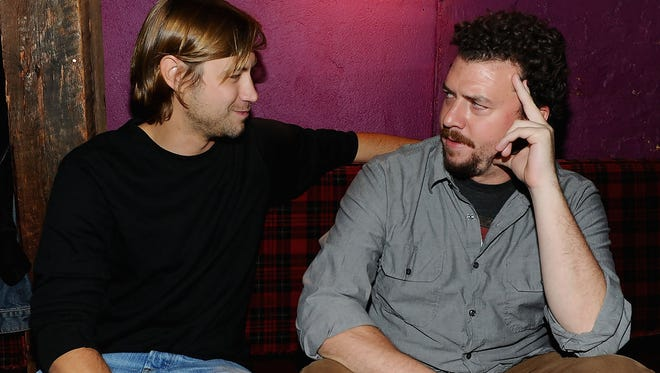 """The comedy duo that created the TV show """"Eastbound and Down,"""" Jody Hill and Danny McBride, are filming """"Legacy of a Whitetail Deer Hunter"""" in the Asheville area."""