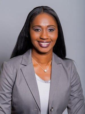 Sabrina Sampson, Treasure Coast Division executive director of Children's Home Society of Florida