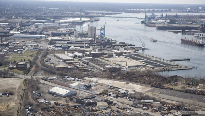 Holtec International of Evesham has not yet committed to building a 600,000-square-foot facility on property of the South Jersey Port Corp. The firm is also considering building in Camden.