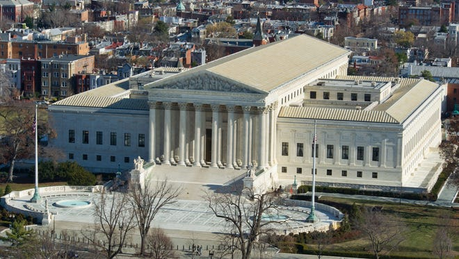 The Supreme Court granted 10 new cases Thursday on a wide range of topics.
