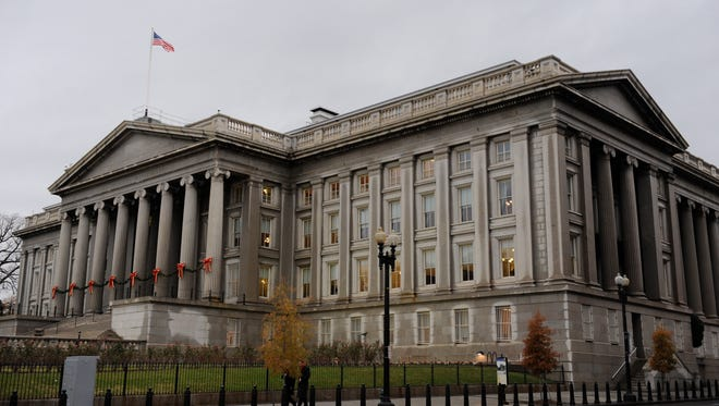 The U.S. Treasury Department