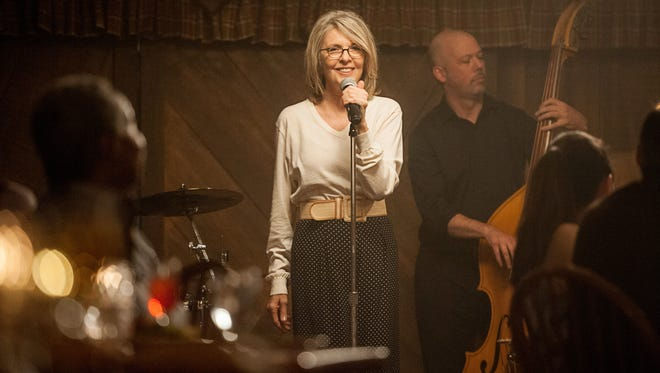 """Diane Keaton in a scene from """"And So It Goes"""""""