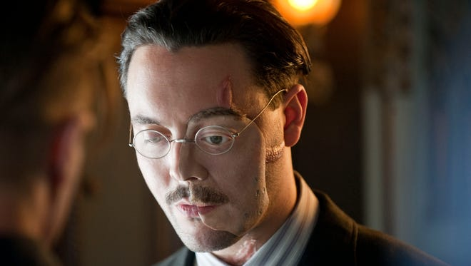 "Jack Huston in a scene from the HBO television series ""Boardwalk Empire."""