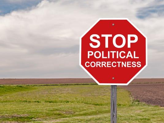 Stop Political Correctness