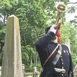 Groups honor Civil War soldier with grave re-dedication ceremony in Morristown