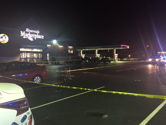Multiple police agencies respond to an officer-involved
