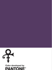 Love Symbol #2, the new hue of purple inspired by Prince.