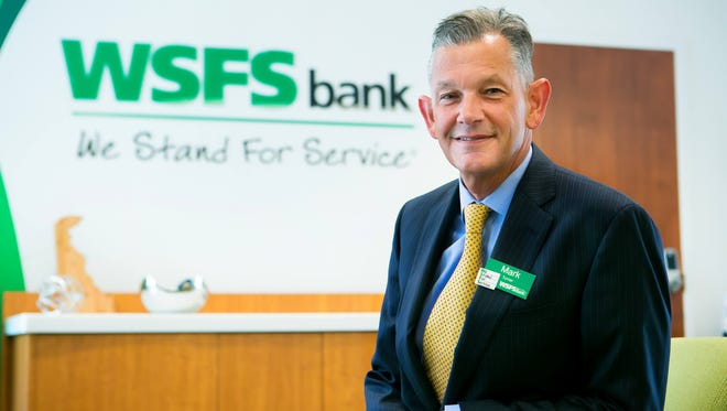 Mark A. Turner President and CEO of WSFS Bank has be selected as the Top Workplaces in the large category.