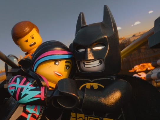 AP Film Review The Lego Movie