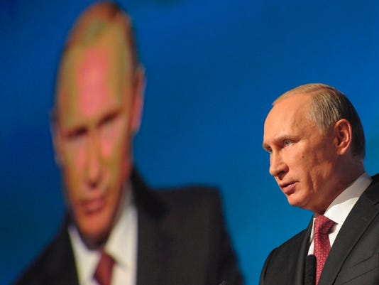 AP RUSSIA INVESTMENT CONFERENCE I RUS