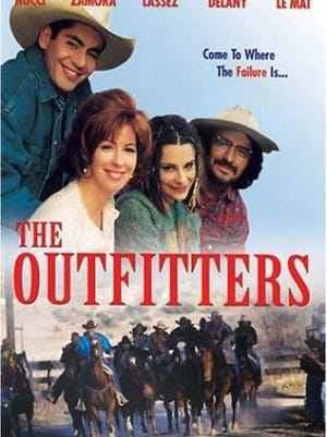 """""""The Outfitters"""" was filmed in Lincoln County and starred several locals."""