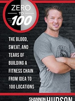 Shannon Hudson, founder of Greenville-based 9Round kickboxing centers, will sign copies of his new book at Barnes & Noble, in The Shops at Greenridge, on July 8.