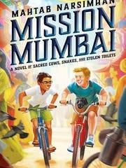 'Mission Mumbai' by Mahtab Narsimhan