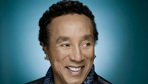 Smokey Robinson, who received the Library of Congress's