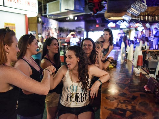 Why Is Nashville So Popular With Bachelorette Parties?