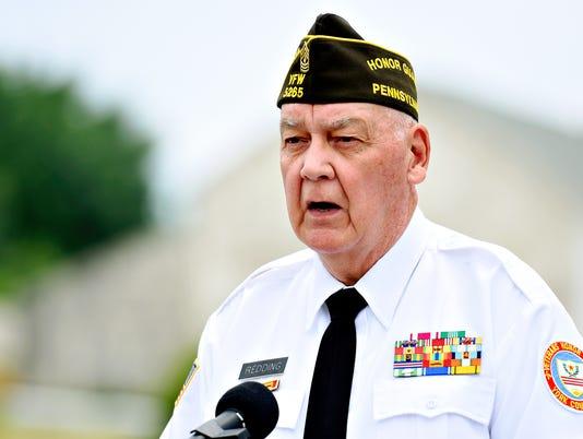 US Flag Retirement Ceremony