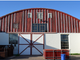 The fair's signature Cattle Barn was built in the 1940s
