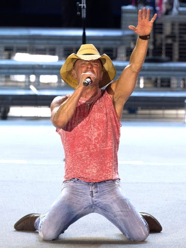 Country superstar Kenny Chesney will return to Miller