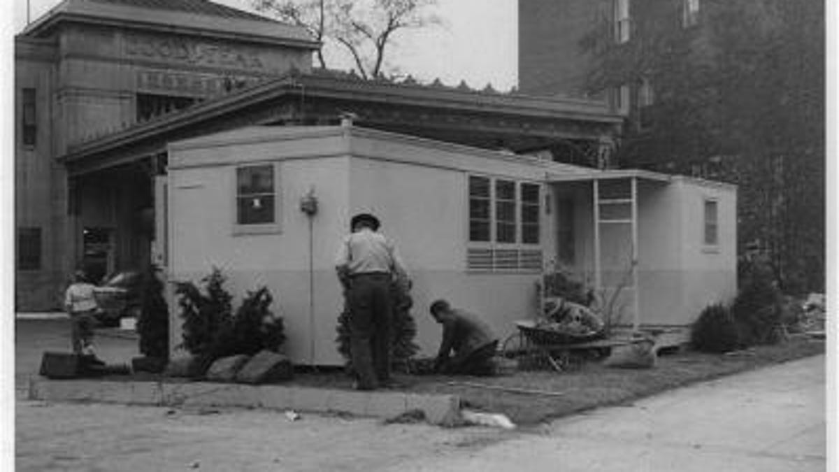 Goodyear history: 'Wingfoot' house created in Goodyear on