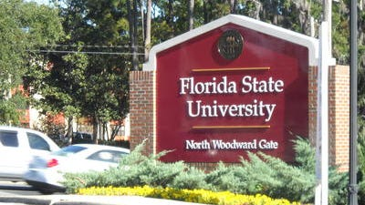 FSU's presidential search advisory committee is negotiating a contract with a new consultant to help find its next president.