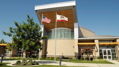 Tulare City Hall