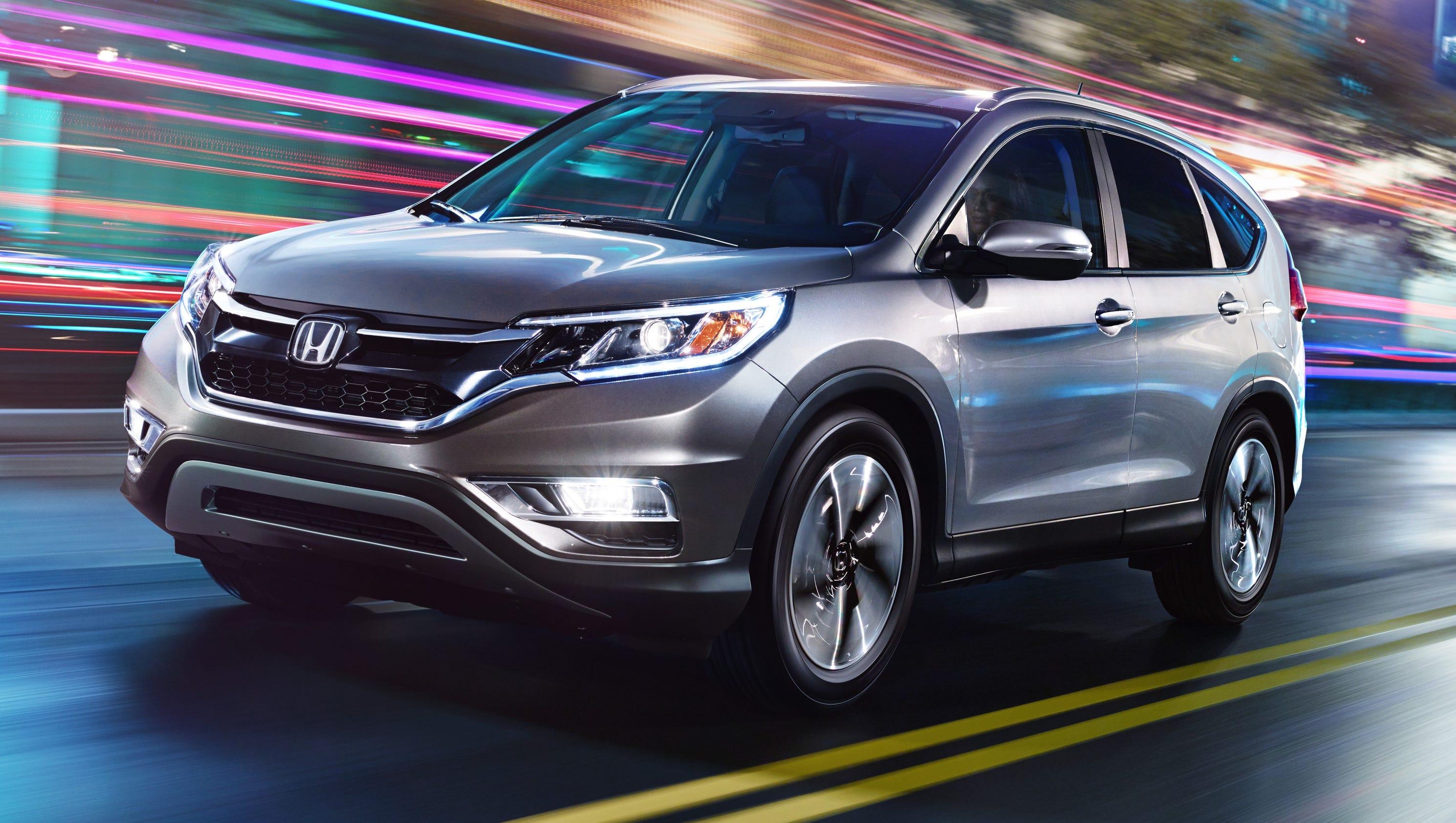 Test Drive Honda Cr V Major Updates Minor Flair