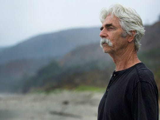 "Sam Elliot in ""Hero,"" one of the films at the Montclair"